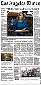 February 11, 2021 (USA): Front-page: Today's Newspapers In USA