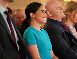 Prince Harry, Duke of Sussex, and Meghan Markle, Duchess of Sussex, attend the annual Endeavour Fund Awards at Mansion House, London, UK, on the 5th March 2020. Picture by Paul Edwards/WPA-Pool. 05 Mar 2020 Pictured: Meghan Markle, Duchess of Sussex. Photo credit: MEGA TheMegaAgency.com +1 888 505 6342