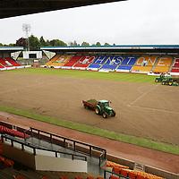St Johnstone FC May 2007