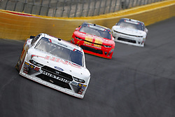 May 26, 2018 - Concord, North Carolina, United States of America - Cole Custer (00) brings his car through the turns during the Alsco 300 at Charlotte Motor Speedway in Concord, North Carolina. (Credit Image: © Chris Owens Asp Inc/ASP via ZUMA Wire)