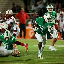 10-15-2020 Booker T Washington vs Newman - Football