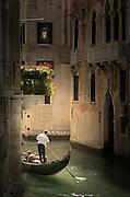 Gondola, Venice, Italy, Europe