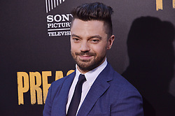 "Actor Dominic Cooper arrives at AMC's ""Preacher"" Season 2 Premiere Screening held at the Theater at the Ace Hotel in Los Angeles, CA on Tuesday, June 20, 2017.  (Photo By Sthanlee B. Mirador) *** Please Use Credit from Credit Field ***"