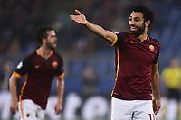 Mohamed Salah Roma <br /> Roma 04-11-2015 Stadio Olimpico Football Calcio Champions League Group Stage Group E 2015/2016 AS Roma - Bayer Leverkusen Foto Andrea Staccioli / Insidefoto