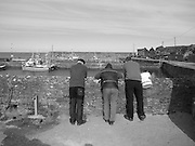 Slade Village fishermen, Wexford, Ireland