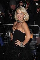Kristina Rihanoff British Fashion Awards, The Savoy, Strand, London, UK, 07 December 2010:  Contact: Ian@Piqtured.com +44(0)791 626 2580 (Picture by Richard Goldschmidt)