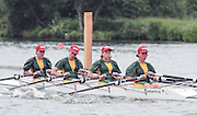 """Henley on Thames. Henley. GREAT BRITAIN;  RSA W4X, Competing at the 1995 Women's Henley Regatta. Henley Reach. River Thames.<br /> <br /> [Mandatory Credit; """"Photo, Peter Spurrier/Intersport-images]"""