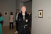 PHILIP TREACY, The Radical Eye: Modernist Photography from the Sir Elton John Collection. Tate Modern. London. 8 November 2016