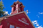 Fire house,  Ridgeway, Colorado