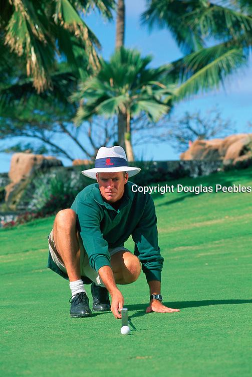 Golf, Hawaii, USA<br />