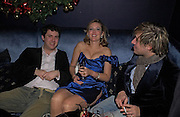 Daisy Prince, Tatler magazine Little Black Book party, Tramp. Jermyn St. 10 November 2004. ONE TIME USE ONLY - DO NOT ARCHIVE  © Copyright Photograph by Dafydd Jones 66 Stockwell Park Rd. London SW9 0DA Tel 020 7733 0108 www.dafjones.com