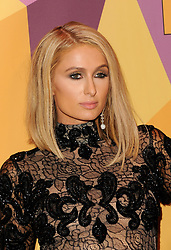 Paris Hilton at the HBO's 2018 Official Golden Globe Awards After Party held at the Circa 55 Restaurant in Beverly Hills, USA on January 7, 2018. (Photo by Lumeimages/Sipa USA)