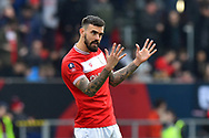 Marlon Pack (21) of Bristol City during the The FA Cup 5th round match between Bristol City and Wolverhampton Wanderers at Ashton Gate, Bristol, England on 17 February 2019.
