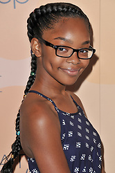 Marsai Martin arrives at Step Up's 14th Annual Inspiration Awards held athe Beverly Hilton in Beverly Hills, CA on Friday, June 2, 2017. (Photo By Sthanlee B. Mirador) *** Please Use Credit from Credit Field ***