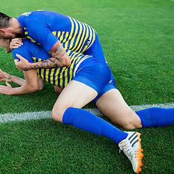 20150716: SLO, Football - UEFA Europa League 2015/16, FC Koper vs HNK Hajduk Split