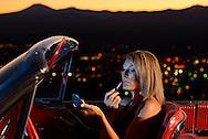 American Dreamscapes  /   Lipstick Sunset<br /> <br /> bend,Oregon, USA,2013