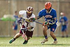 Woodstown High School Boys Lacrosse vs Gloucester Catholic - April 8, 2013