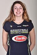 Martina Fassina<br /> Posati Nazionale Italiana Femminile Senior<br /> FIP Nazionali 2017<br /> Montegrotto Terme, 27/02/2017<br /> Foto Ciamillo-Castoria