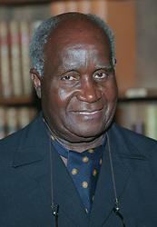 Kenneth Kaunda  Former President Of Zambia   18 November 1997     Date: 18-Nov-1997 (Credit Image: © Mary Evans via ZUMA Press)