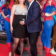 NLD/Amsterdam/20140422 - Premiere The Amazing Spiderman 2, Jason Bouman
