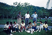 Sixth form Geography fieldwork trip Bishop Anstey high school for girls, Port of Spain, Trinidad, Trinidad and Tobago 1961-1963