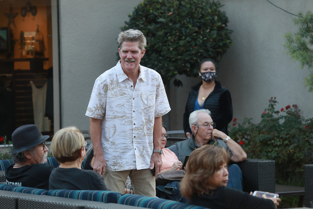 Beatles Rolling Stones battle at the Welk Resort in San Diego, CA on Friday, October 1, 2021.(Photo by Sandy Huffaker)
