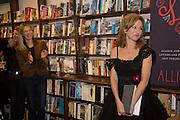ALLIE ESIRI, Allie Esiri's The Love Book launch party , Daunt Books <br /> 83 Marylebone High Street, London. 5 February 2014