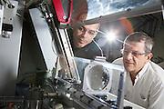 Portrait de Gilles Berthoux et Patrick Laurent, entreprise Berthoux CNC // Portrait of Gilles Berthoux and Patrick Laurent, Entreprise Berthoux CNC, France