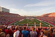 NCAA Football - Utah at Iowa State - October 9, 2010