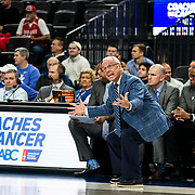 Dec 21, 2019  Las Vegas, NV U.S.A. North Carolina Tar Heels head coach Roy Williams court side during the NCAA Men's Basketball CBS Sports Classic between the UCLA Bruins and the North Carolina Tar Heels 74-64 win at T-Mobile Arena Las Vegas, NV.  Thurman James / CSM