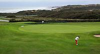 WIMEREUX   (FR.) -  Green hole 10 van Wimereux Golf Club . Copyright Koen Suyk