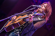 Rosanne Cash at Lincoln Center Out of Doors, NYC 8/9/14