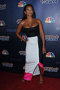 New York, New York, U.S. - <br /> <br /> Judge Mel B attends the 'America's Got Talent' post show red carpet arrivals at Radio City Music Hall. <br /> ©Exclusivepix