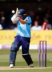 Yorkshire's Gary Ballance during the One Day Cup, Quarter Final at the Cloudfm County Ground, Essex. PRESS ASSOCIATION Photo. Picture date: Thursday June 14, 2018. See PA story CRICKET Essex. Photo credit should read: John Walton/PA Wire. RESTRICTIONS: Editorial use only. No commercial use without prior written consent of the ECB. Still image use only. No moving images to emulate broadcast. No removing or obscuring of sponsor logos.