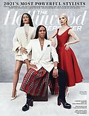 May 05, 2021 - US: Law Roach, Zendaya & Anya Taylor Joy Cover The Hollywood Reporter