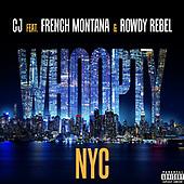 "March 19, 2021 (Worldwide): CJ, French Montana & Rowdy Rebel ""Whoopty (Remix)"" Single Release"