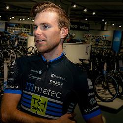 UTRECHT (NED) wielrennen<br /> Dennis van der Horst