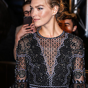 London,England,UK. 21th Fen 2017. Arizona Muse attends London Fabulous Fund Fair hosted by Natalia Vodianova and Karlie Kloss in support of The Naked Heart Foundation on February 21, 2017 at The Roundhouse in London, England.,UK. by See Li