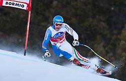 29.12.2010, Pista Stelvio, Bormio, ITA, FIS World Cup Ski Alpin, Men, downhill, im Bild Christof Innerhofer (ITA, #3) Platz 3. EXPA Pictures © 2010, PhotoCredit: EXPA/ J. Groder