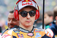 #99 Jorge Lorenzo, Spanish: Repsol Honda Team during racing on the Bugatti Circuit at Le Mans, Le Mans, France on 19 May 2019.