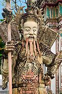Balinese Warrior Priest