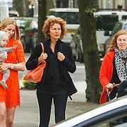 NLD/Amsterdam/20150522 - Lieke van Lexmond en zoon Vik