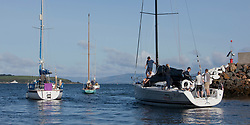 Largs Regatta Festival 2018<br /> <br /> Day 1 - Largs Yacht haven<br /> <br /> Images: Marc Turner