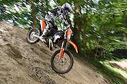 KTM two-stoke enduro