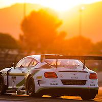 Bentley GT3R at the Paul Ricard 1000km endurance race.