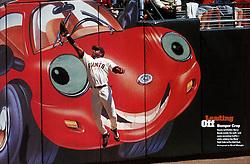 Barry Bonds, Sports Illustrated, 2000