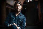 BIRMINGHAM, AL – OCTOBER 29, 2014: Matthew Mayfield, musician.
