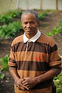 Fenison Dozier at ReDo Farm in Cotton Plant, Arkansas.
