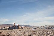 Valley of the Moon, Atacama Desert. Chile, South America