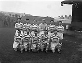 1958 - F.A.I. Cup Semi-Final: Shamrock Rovers v St. Patricks Athletic at Dalymount Park